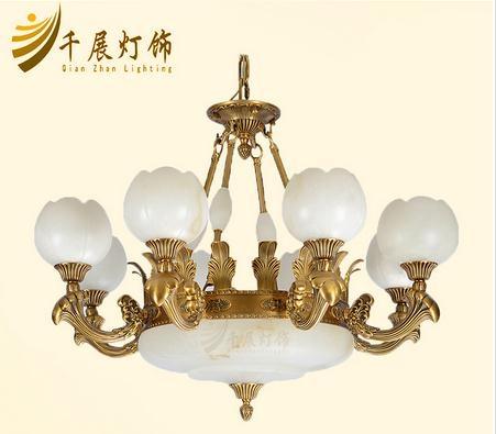 浅议中式装修灯具选择技巧