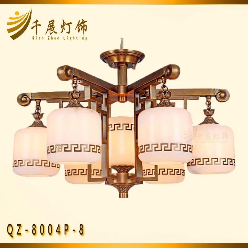 关于玉石灯在安装时候有哪些设计