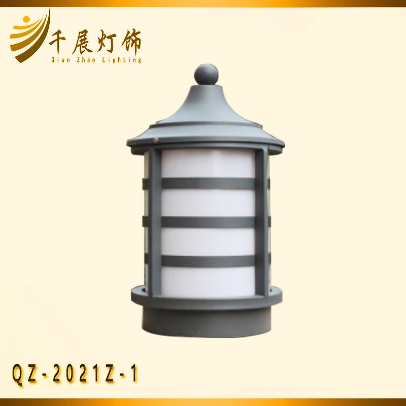 铝材柱头灯