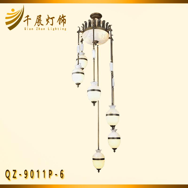 云石楼梯灯