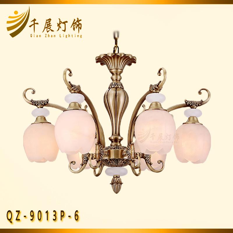 餐厅云石吊灯