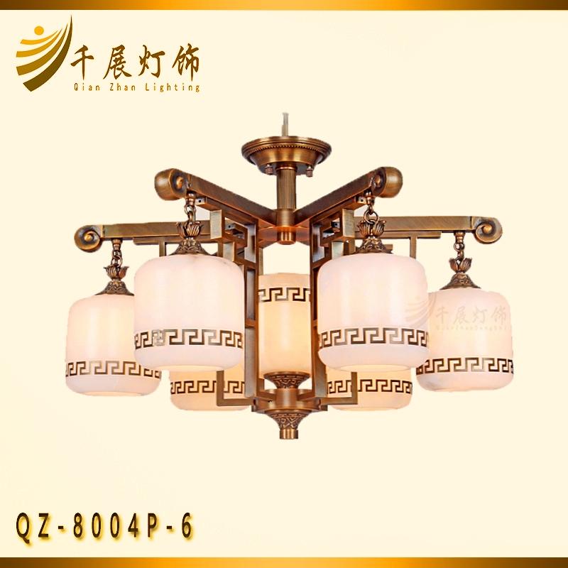 中式云石灯