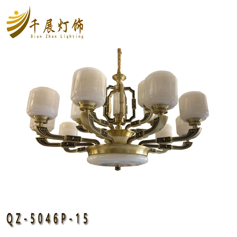 浙江玉石灯